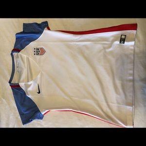 2016 USA women's soccer jersey bundle